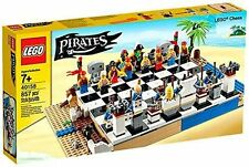Lego Store Exclusive 2015 Pirate Pirates Blue Coat Soldiers 40158 Chess Play Set