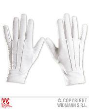 GUANTI BIANCHI WIDMANN - White gloves Widmann 4638B