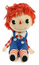 Fabric Rag Doll Made in Japan Christmas Ornament Holiday Decoration