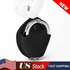 Tactical MOLLE Handcuff Case Nylon Open Top Handcuff Holder Pouch Waist Belt Bag