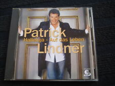 CD  PATRICK LINDNER  Halleluja - Auf das Leben  Neuwertig  12 Tracks