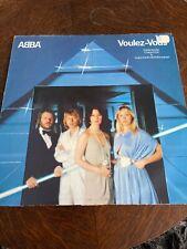 ABBA - VOULEZ VOUS - SUNSHINE RECORDS - SOUTH AFRICA - LP