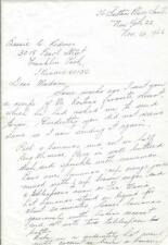 Leo Rosten 1966 Recipe For Banana Dessert From Housekeeper & Cook