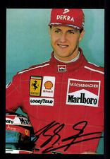 Michael Schumacher ++Autogramm++ ++FORMEL 1 Weltmeister ++CH 139