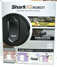NEW Shark IQ Robot Vacuum RV100 Wi-Fi Connected Home Mapping Alexa Compatible