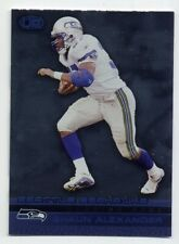 2002 Pacific Heads Up SHAUN ALEXANDER Seattle Seahawks #110 BLUE PARALLEL #/210