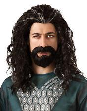 Le Hobbit Accessoires Costume, Homme Thorin Cheveux Kit