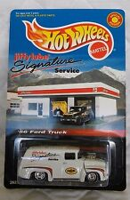 HOT WHEELS JIFFY LUBE '56 FORD TRUCK - PROMOTION - COLLECTIBLE