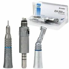 NSK Style Dental Slow Low Speed Handpiece Kit EX-203C Set E-type 4H