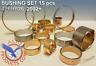 Bushing kit 6HP26 , Bushing set 6HP26 , zf6hp26 gearbox bushings kit