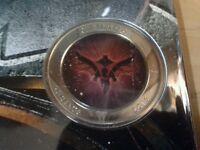 2016 Canada 25 Cents 3D Coin – Batman v Superman: Dawn of JusticeTM  Superman
