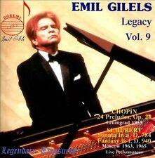 Emil Gilels - Legacy, Vol. 9, New Music