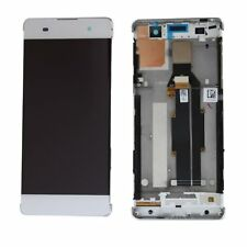 Für Sony Xperia XA F3113 F3111 LCD Display Touch Screen Digitizer Frame Weiß