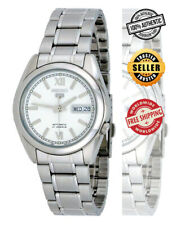 Seiko 5 Automatic SNKL51 SNKL51K1 Men's Day Date Stainless Steel Watch