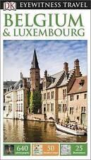 DK Eyewitness Travel Guide: Belgium & Luxembourg  new, freepost Australia wide