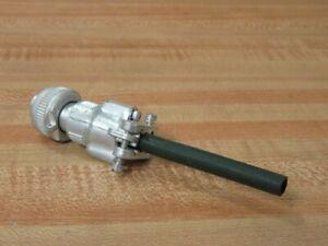 ITT Cannon Electric CA3106E10SL-3P-A105 Connector CA3106E10SL3PA105 (Pack of 3)