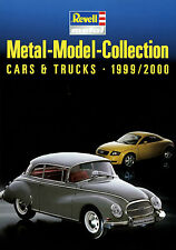 Katalog D GB F NL Revell Modellauto metal model cars trucks 1999 2000 Prospekt