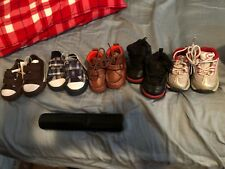 Baby infant jordan and other shoes 150$ for the 8 pairs
