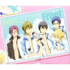 Free! - Iwatobi Swim Club Warm Up Microfiber Blanket Anime Manga NEW
