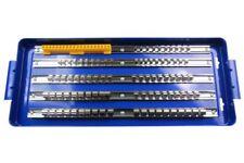 """US PRO Tools 110pc 1/4"""" 3/8"""" 1/2"""" Socket, Sockes Tray Rack NEW 1494"""