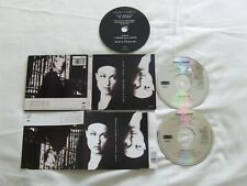 CYNDI LAUPER 2 CD SINGLE SET THE WORLD IS STONE