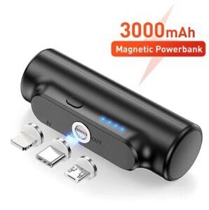 Mini Portable Power Bank for iPhone Samsung Huawei Xiaomi