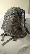TACTICAL HUNTING CAMPING HIKING BACKPACK ACU CAMO