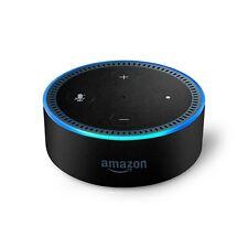 Amazon Echo Dot Multimedia Bluetooth Wireless Smart Speaker With Alexa - Black