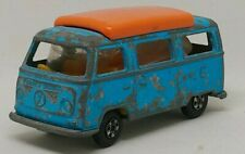 Matchbox Superfast Volkswagen Camper No 23e With Fuel Filler Cap 1969