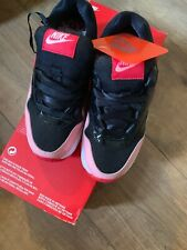 NIKE AIR MAX 1 QS VALENTINE'S DAY BLACK/PINK PS LIMITED EDITION AO1027-001