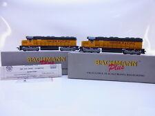 54110 Bachmann h0 11602 us diesellok EMD Union Pacific + ersatzlok con motor OVP