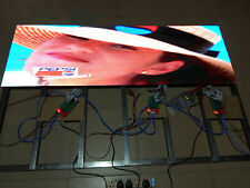 "25""x75"" P5 i5AF LED Video Wall Asynchronous Programmable Full Color LED SIGN DIY"
