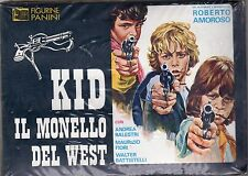 [LC41] ALBUM FIGURINE PANINI KID IL MONELLO DEL WEST BLISTERATO SEALED