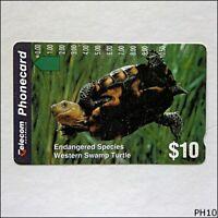 Telecom Phonecard Pack 1992 Endangered Species Marsupials