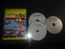 Will Ferrell 2011 Collection: Old School (Unrated) / Blades Of Glory / A Nigh...