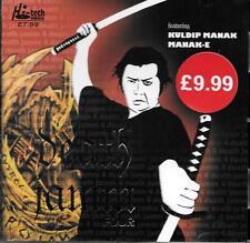 DEATH JAM FOUR - KULDIP MANAK - CLASSIC UK BHANGRA CD - FREE POST