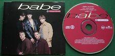 Take That Babe CD Single