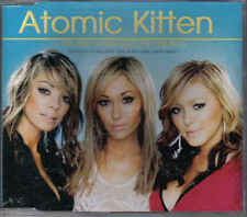 Atomic Kitten- the tide is high cd maxi single incl video