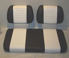 Columbia Par car Rear  replacement seat set