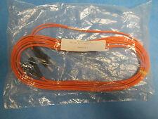 STC/STC 62.5 Duplex PVC 5M Cable New Surplus