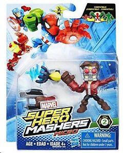 "STAR-LORD ( 2.5"" ) ( 2015 ) MARVEL SUPER HERO MASHERS MICRO FIGURE"
