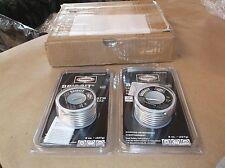 New Pk 2 New Harris Brgt61/2Pop Solid Wire Solder Lead Free 460 to 630 F (B100J)