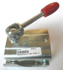 Alko Klemmbock Klemme 60 mm mit Klappknebel Stützradhalter, Klemmhalter Anhänger