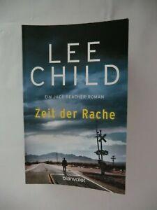 ZEIT DER RACHE / Lee Child / 12. Auflage / Taschenbuch
