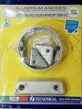 VOLVO PENTA ALUMINIUM ANODE KIT FOR dp 290-C STERN DRIVES