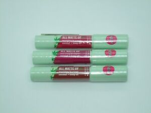 New 3 Hard Candy All Matte Up Lip Crayon Lush Orchid Private Beach Paradise