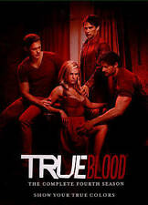 True Blood: Season 4, Good DVD, Various, Various