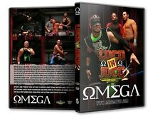 OMEGA Wrestling DVD- Loco in Joco 2, Matt Hardy Shane Helms The Hurricane, Jeff