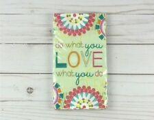 Dinner Napkins Paper Guest Towels Party 16 Ct Do What You Love Modern Flowers