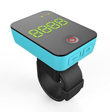 MiniWing Camile R100 Smart GPS Cycling Action Camera and Computer - Blue